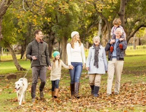 GPS monitoring – rodinné využitie