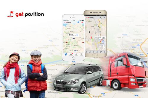 GPS produkt